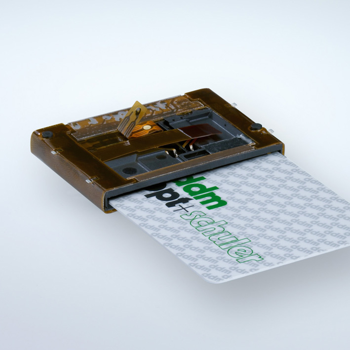 Chip card reader 840-SL / 840-SF