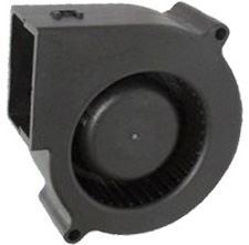 FBD7530-61 Series DC BLOWER 75 x 77 x 30mm Air Flow:7.30 ~ 14.30 CFM